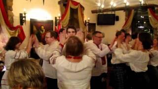 Gergel School та гурт Буття Ukrainian-Scottish Ceilidh Ukrainian Dance Картопля
