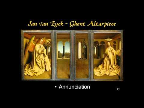 ARTH 2020/4007 Jan van Eyck 1: Man in a Red Turban, Ghent Altarpiece (beginning)