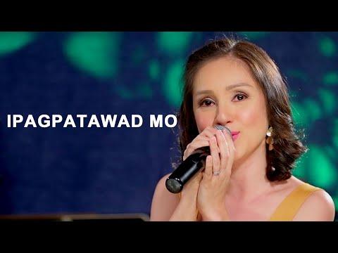 """Princess Velasco Sings """"IPAGPATAWAD MO"""""""