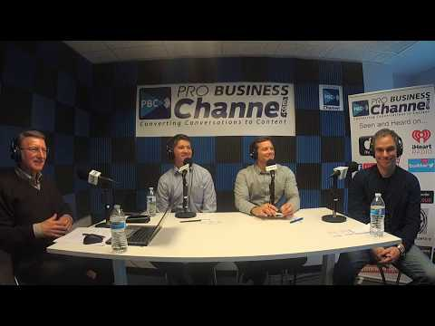 LocalIndustries.com and CorpGetaway.com on Georgia Business Radio Live from the PBC studios