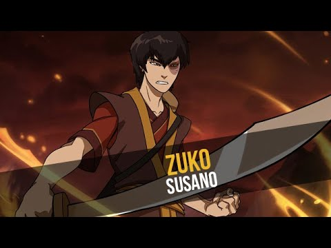 NEW SKIN for Susano – Zuko