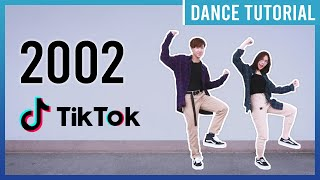 สอนเต น TIKTOK 2002 DANCE CHALLENGE DANCE TUTORIAL A T IS ME