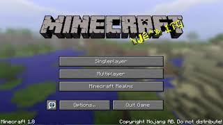 /// Minecraft Tutoriál #1  ##  Jak zrychlit fps ///
