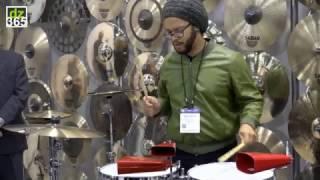 Anderson Quintero demo - Luisito Quintero Signature Timbales