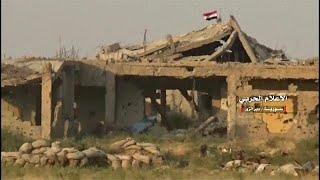 Syrian forces capture key district in Deir al Zor