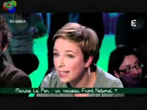 Clémentine Autain vs Alain Soral sur France 3