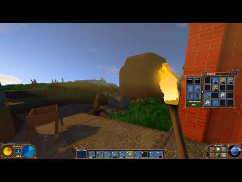 ECO E07 - Smelting, Bloomery, Blast Furnace and Anvil