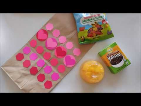 Kids Craft: Lunch Bag Decorating Kid's Activity