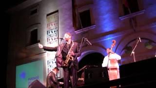 Kenny Garrett - Festival de Jazz  Sa Pobla 2011.