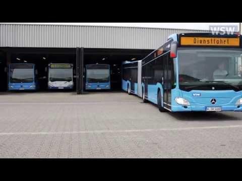 Neue WSW-Busse erfüllen