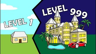 HIGHEST HOUSE LEVEL POSSIBLE? // Roblox - Home Tycoon
