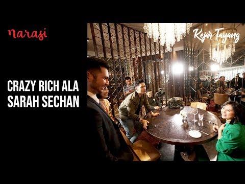 Crazy Rich ala Sarah Sechan | Kejar Tayang