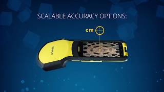 Introducing the Trimble TDC150 handheld
