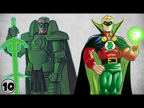 Top 10 Alternate Versions Of Green Lantern – Part 2