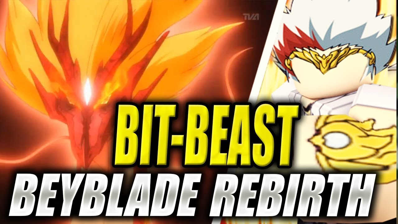 Bit Beast Roblox Beyblade Rebirth Huge Update New City And More
