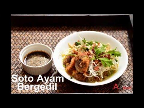 Resepi Soto Ayam Johor