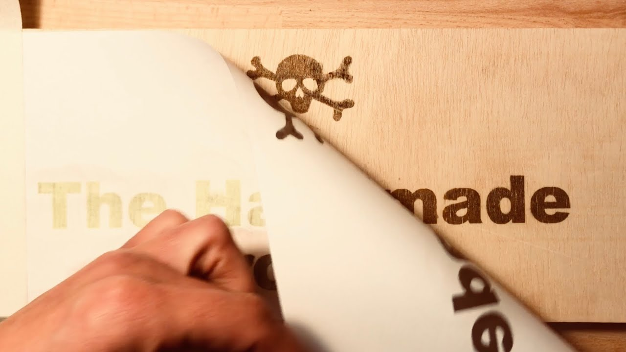 Tutorial Cómo Transferir Imágenes A Madera Diy How To Transfer Images In To Wood Youtube