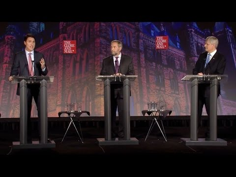 Memorable moments from Globe Debate on the economy