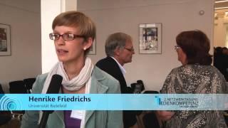 Panel 19 │ Medien in der KITA: Henrike Friedrichs