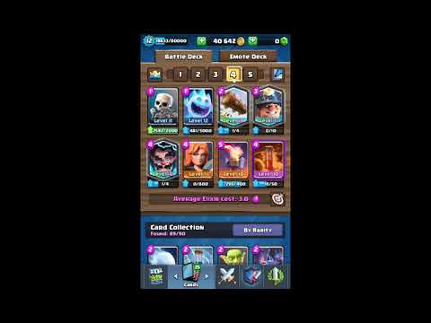 Clash royale chest opening 3  MEGA LIGHTNING CHEST  possibly ram rider pull???