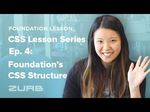 Foundation CSS Tutorial Series | Ep. 4: Foundation's CSS Structure thumbnail