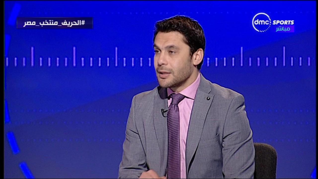 تعليق العميد على البدء بـ عمرو وردة كمهاجم امام الكاميرون