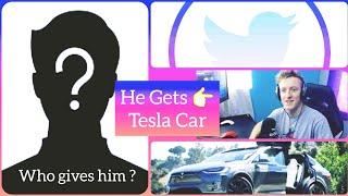 Fortnite player gets Tesla Model X SUV | Spirit Legends|