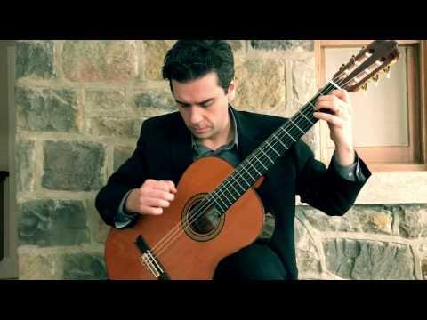 Malagueña. Classical Guitar: David Frost