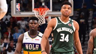 Highlights: Bucks 120 - Pelicans 108 | 2.4.20