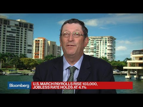 Blanchflower Says Raising Rates 'Is a Fundamental Mistake'