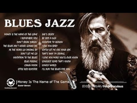 Blues Music   Best Blues Rock Songs Of All Time   Greatest Blues Songs Ever   Relaxing Cafe Music