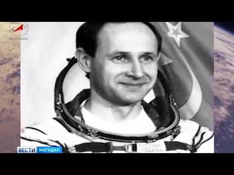 Летчик-космонавт Анатолий Арцебарский стал гостем Колымы