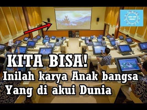 5 Studio Animasi & Game Indonesia yg Karya nya mendunia  | Baru Tahu Channel