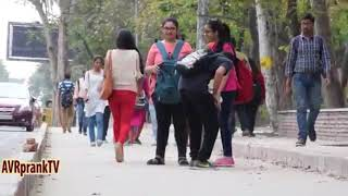 Pranks on girls in INDIA gone wrong 2018