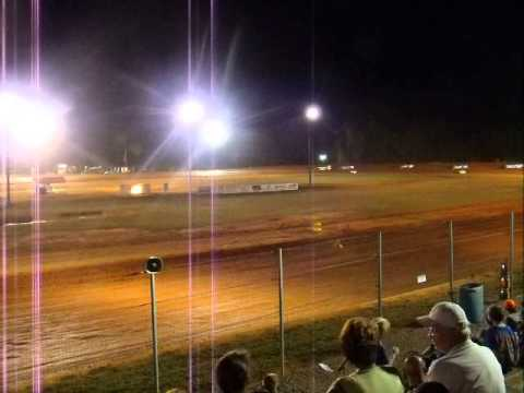 modoc speedway creat late model 20 lap finish