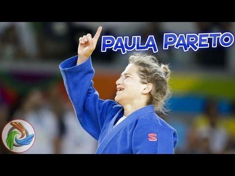 柔道 Judo | Paula Pareto - Compilation | Judo Ukemi