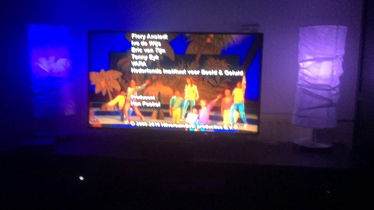 Philips hue verlichting + App in combinatie met 40pfl8008 - YouTube
