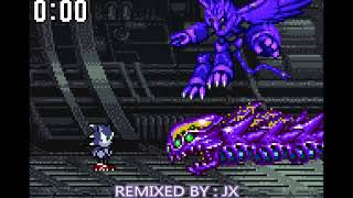 Sonic Unleashed - Boss Fight(Night)(Famitracker 8 Bit 2A03 Remix)