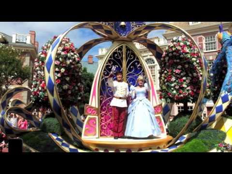 Sahr/Humes Disney Vacation 2015