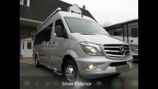 2014 5 Airstream Interstate 3500 24' Extended Lounge 9 Passenger New Features Mercedes Sprinter