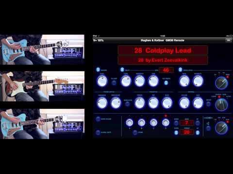 Gear Demo: Hughes & Kettner GrandMeister 36 + iPad app