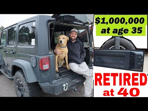 How We Retired At 40..💰7 Tips To Succeed For Early Retirement💰