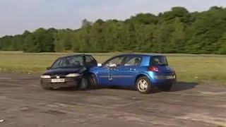 Renault Megane Smash | Top Gear | BBC