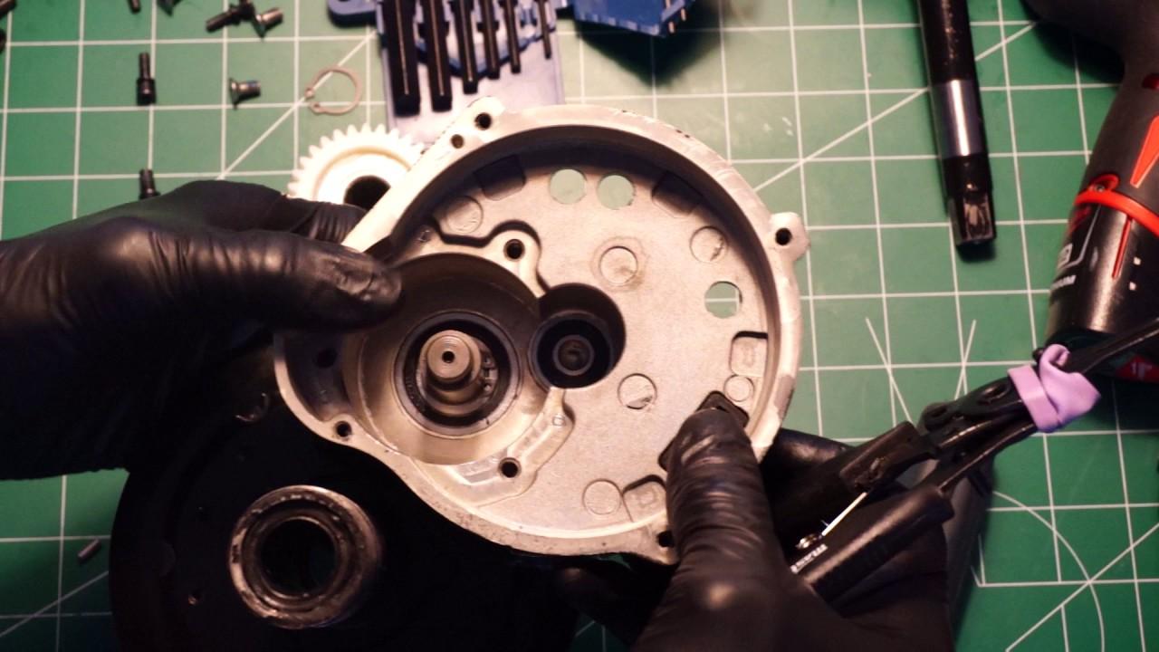 BBSHD teardown, maintenance and greasing - Electricbike com