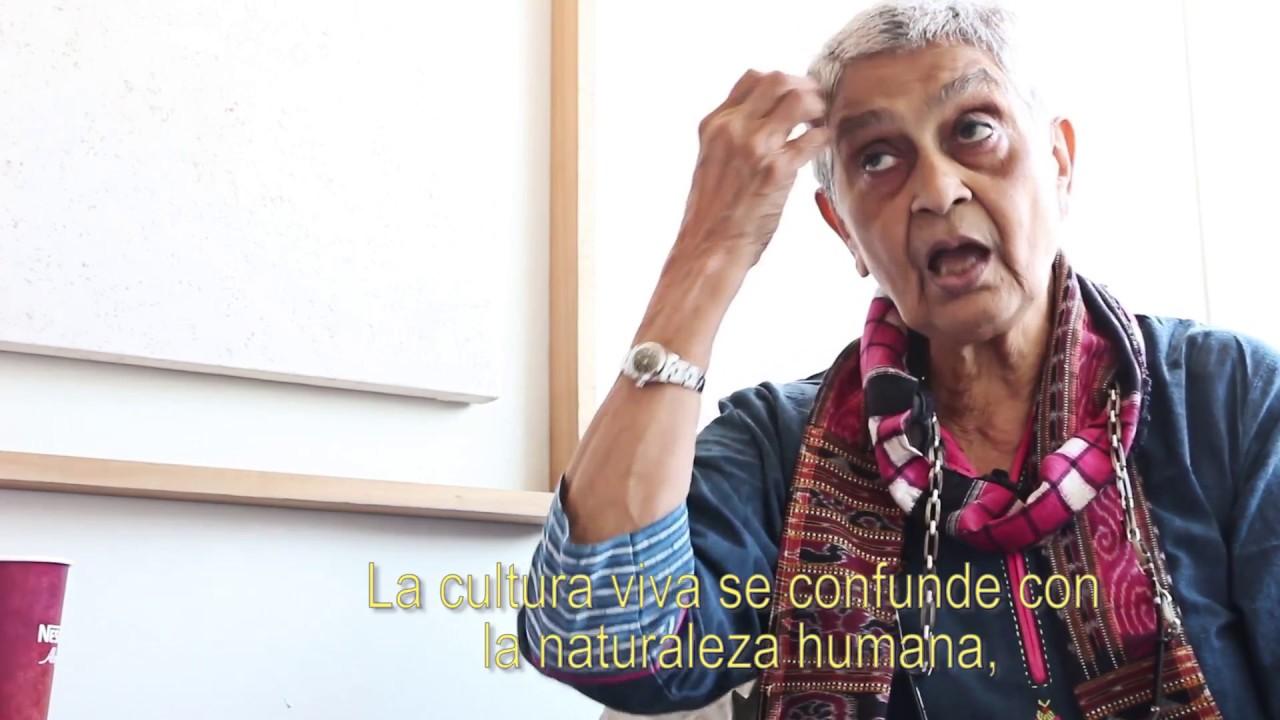 Download ¡EXCLUSIVA! Entrevista a Gayatri Chakravorty Spivak (parte 1)