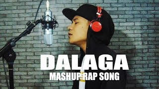 ALLMOT - Dalaga (Mashup Cover) - Sevenjc WLyrics dannyebtracks beats