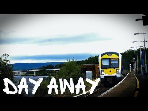 Train Trip, Derry To Coleraine - Vlog 122