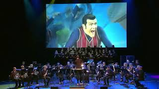 LazyTown We Are Number One Unreality Helsinki Symphonic Winds