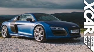 Audi R8 V10 Plus: Can The Best Get Better? - XCAR