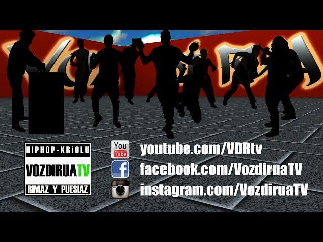 VozDiRua TV studio (screencast)